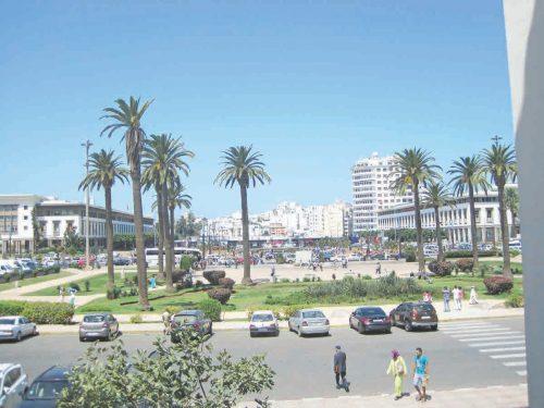 Касабланка — один из наиболее известных и больших городов Марокко