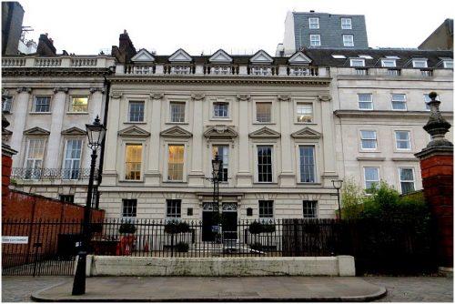 Лондонский Lindsey House Романа Абрамовича.