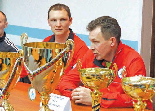 Команда «Олимп» становилась призером международных и всероссийских соревнований. В 2014 году качканарская команда стала чемпионом Первенства России по мини-футболу среди юношей «Мини-футбол – в школу»